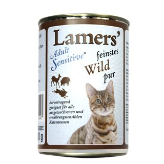 Lamers Adult Sensitive feinstes Wild pur